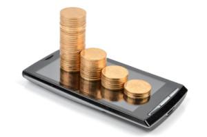 Mobile spending