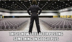 Google+ Decoupling