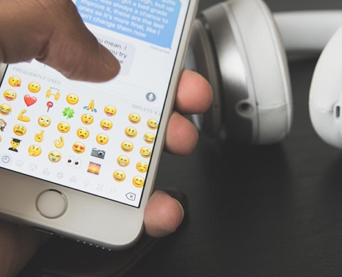 Emojis on Phone