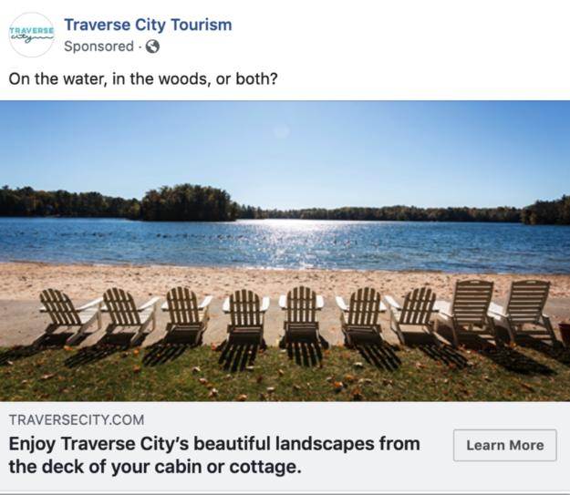 Traverse City Chairs