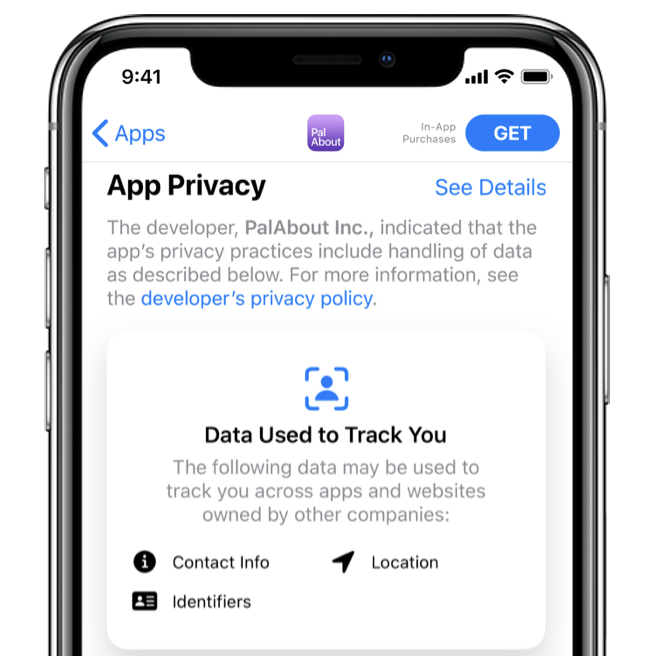 Apple iOS 14 App Privacy